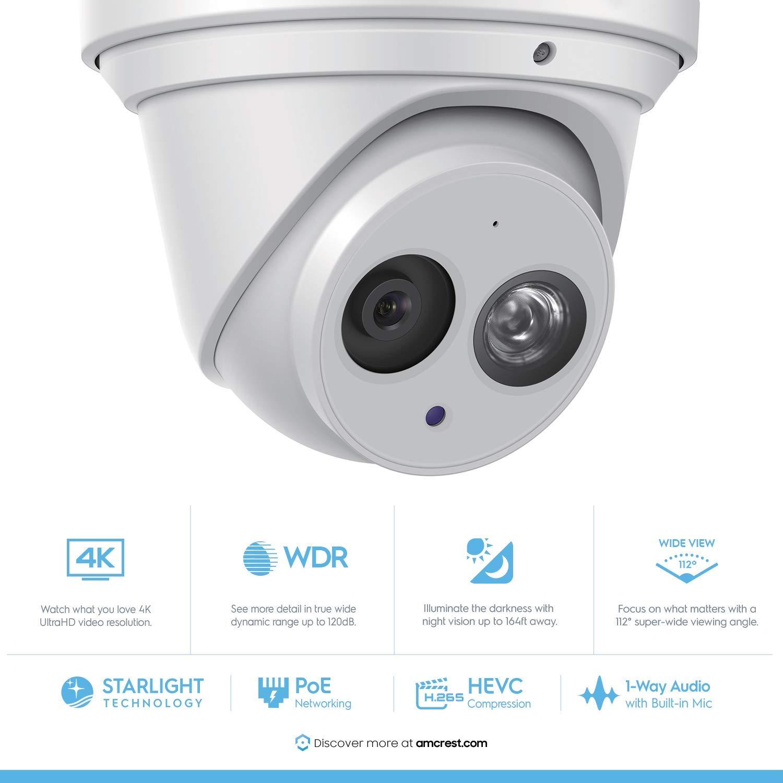 IP8M-T2499EW-28MM-IP Camera
