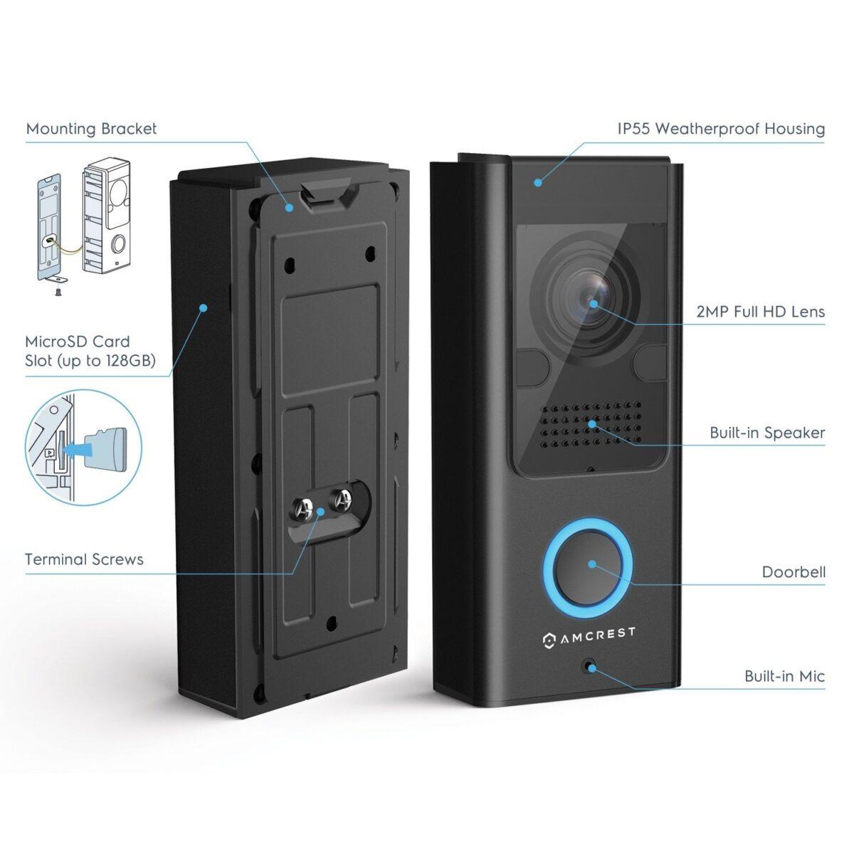 Dahua Doorbell