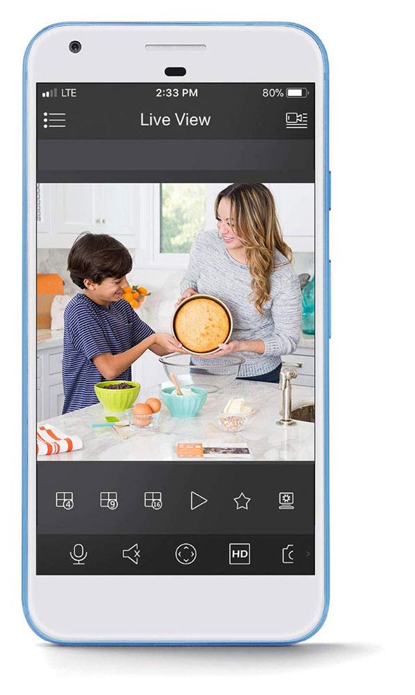 Amcrest Mobile app