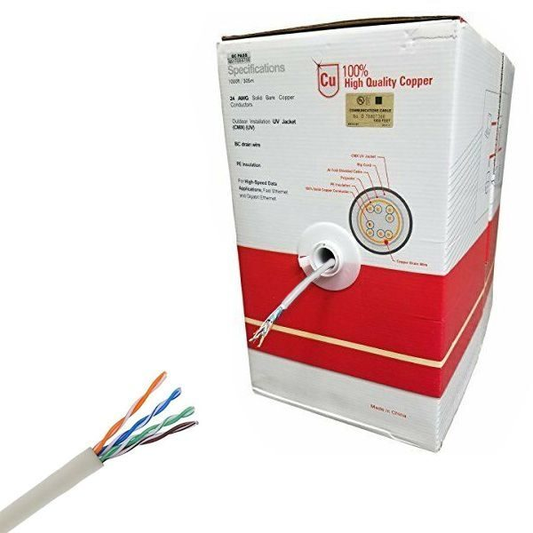 cat5e spool